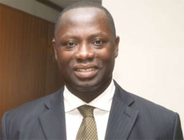 Emmanuel Armah-Kofi Buah, Energy Minister