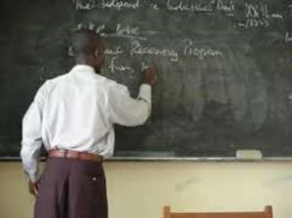 """Government Should Intensify Teachers"""" Incentives"""