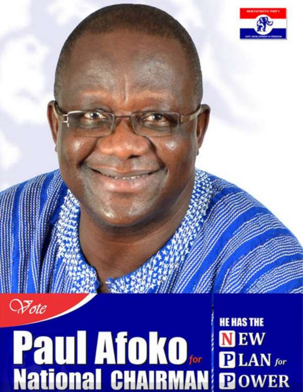 Blame Paul Afoko For NPP's Absence From National Economic Confab