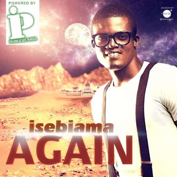 Gospel Singer, Isebiama Births 'Again'