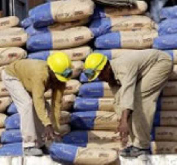 Blows Over Cement Import
