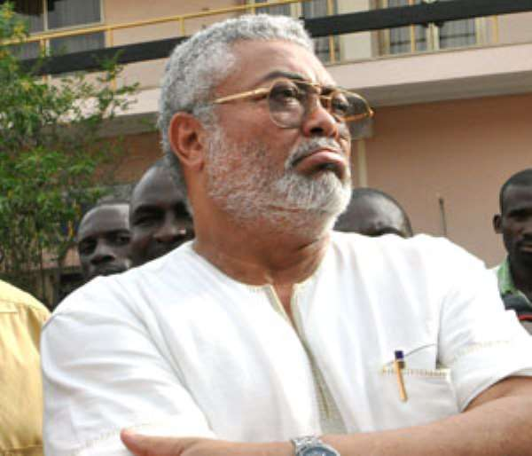 Rawlings Betrays his Supporters?