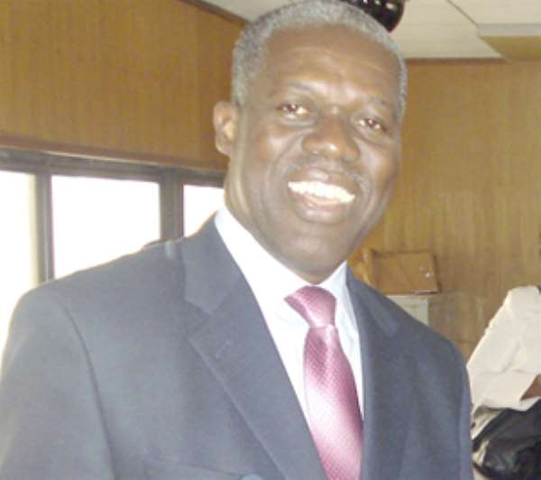 SACRIFICE AMISSAH-ARTHUR TO SALVAGE NDC'S ELECTORAL FORTUNES IN DECEMBER