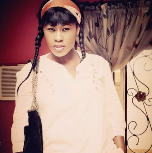 ARTISTES SCOPE WITH NIGERIAFILMS: UCHE JUMBO, HEADING TOWARDS BECOMING NOLLYWOOD'S BEST PRODUCER.