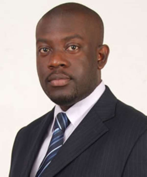 A Birthday Messase From Mr. Francis Pious Egoeh To Hon. Kojo Oppong Nkrumah