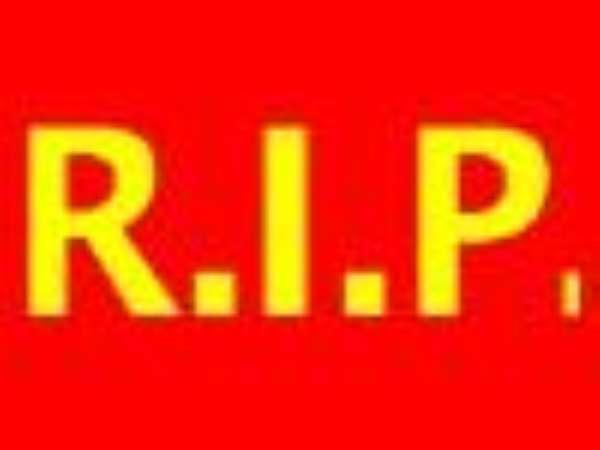 Fuji Star, Rasheed Adio, Is Dead