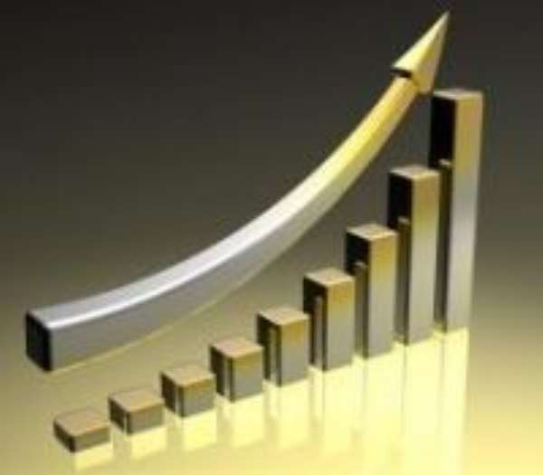 Ghana's economy in a steeplechase race with itself?