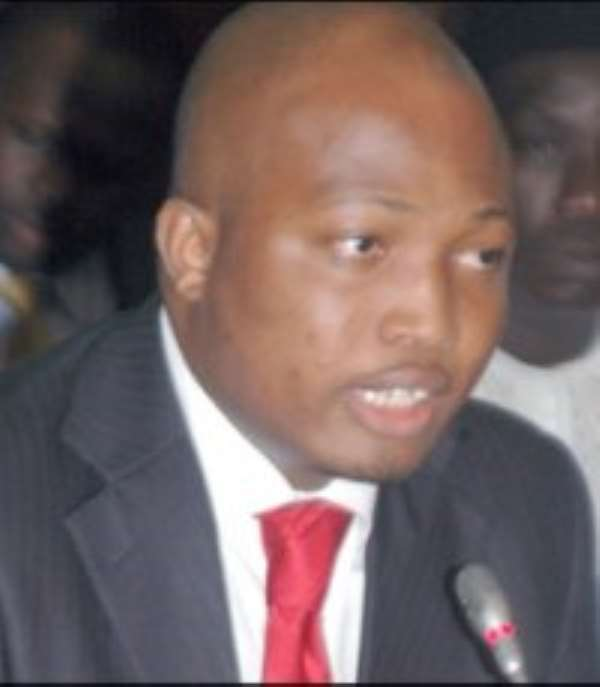 Okudzeto-Ablakwa Talks Too Much!