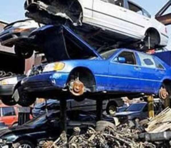 US salvage auto company cautions prospective vehicle buyers