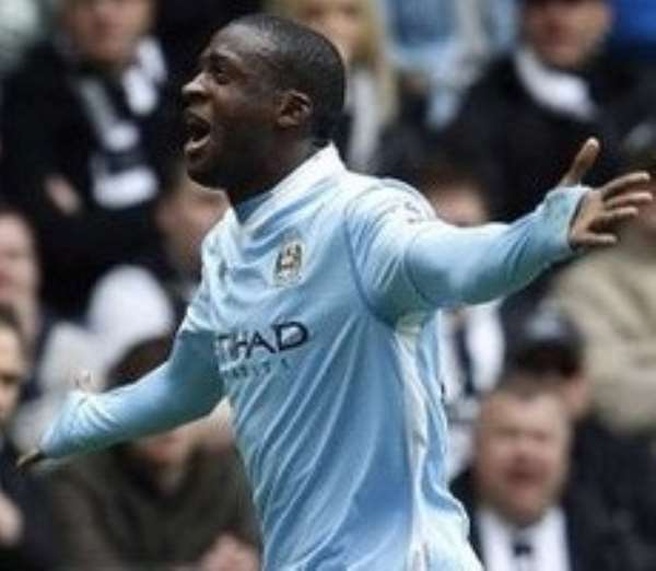 Yaya Toure: Africans don't get proper compliments