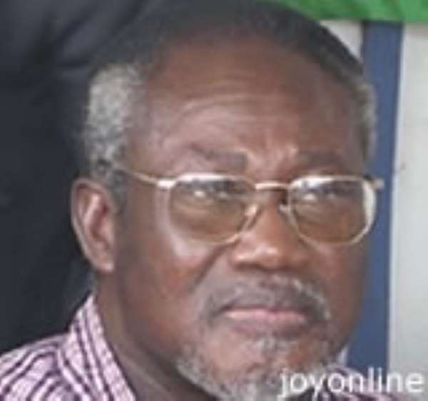Dr. Yao Obed Asamoah, Patron of the Democratic Freedom Party