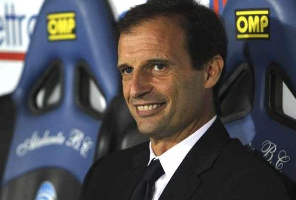 Hopes are high: Massimiliano Allegri still confident in Juventus title bid