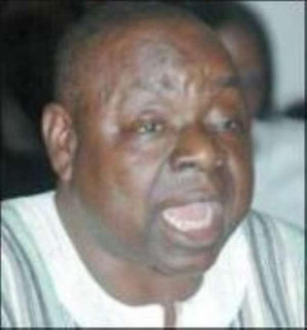 Joseph Yieleh Chireh — Minister of Local Government and Rural Development