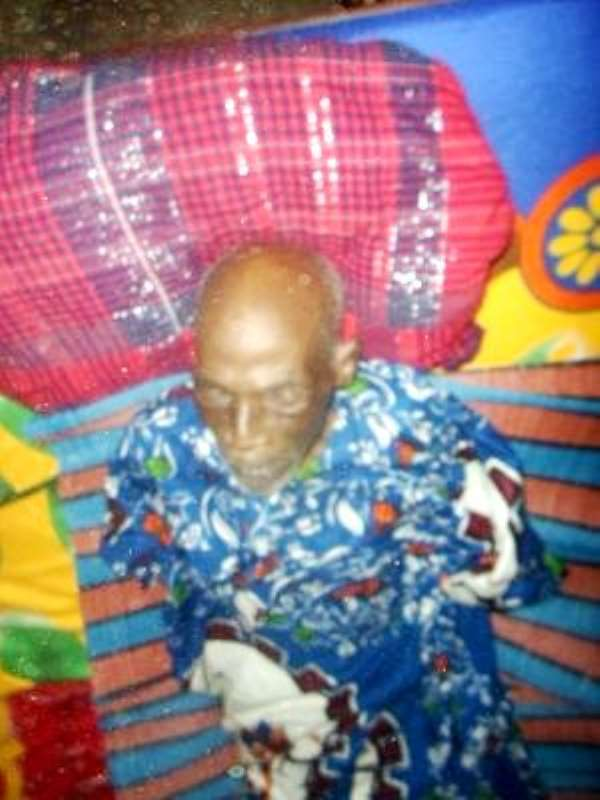 The World Oldest Man Dies At 151 Years Old In Anambra State