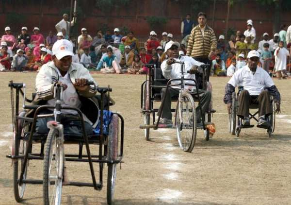 Physically Challenged Centre Takes Delivery Of Wheel Chairs