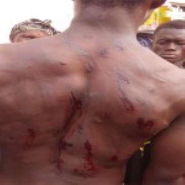 Bloody Impunity