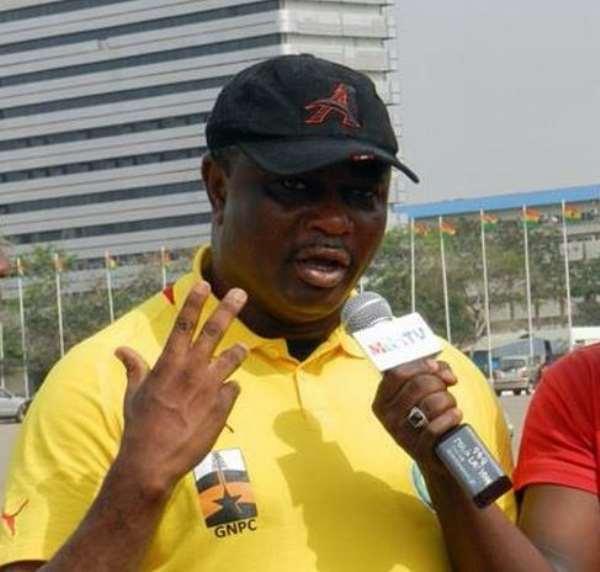 Ghana Sports Minister Elvis Afriyie-Ankrah