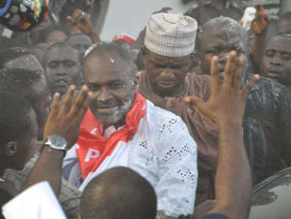 'Nothing Wrong With Ken Agyapong Picking MPs As Counsel In Contempt Case' - Boahen