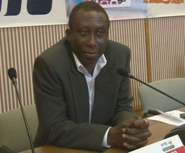 Ambassador Ray Quarcoo commends Ghana Olympic Committee (GOC)