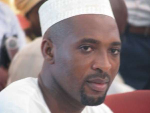 Muntaka May Not Advocate Underage Sex but He Sure as Hell Practices It