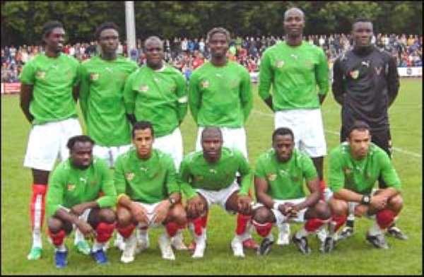 Togolese national soccer team