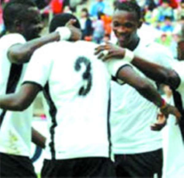 The 'golden era' of youthful players has benefited Ghana