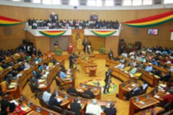CONSTITUTIONAL AMENDMENT-Ghana Adopts strictly British Parliamentary Electoral System with a Ghanaian Twist