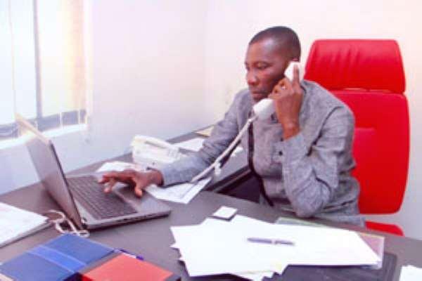 New Kotoko CEO Nana Yaw Amponsah Wins KENPONG's Support