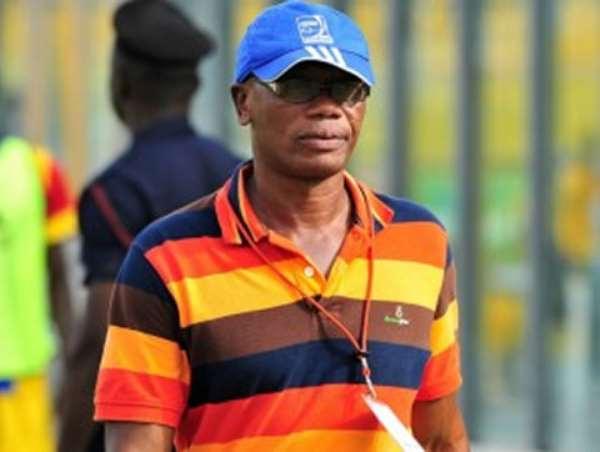 Former Ebusua Dwarfs coach made assistant Stars Coach