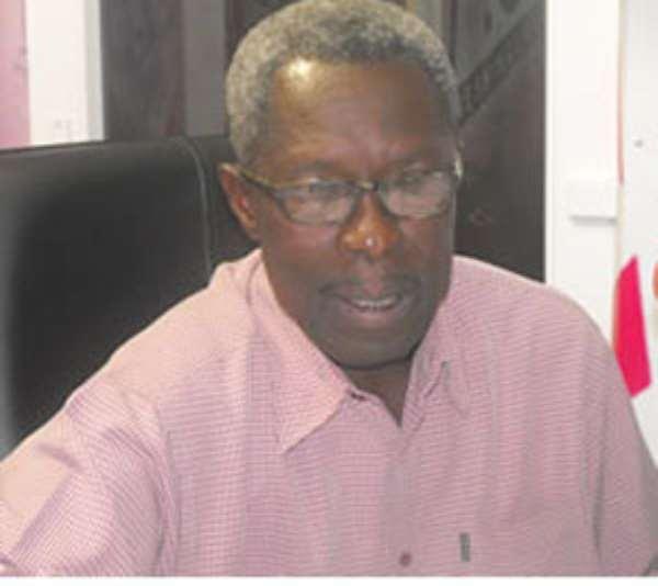 Dr Tony Aidoo Is Bleeding NDC's Side