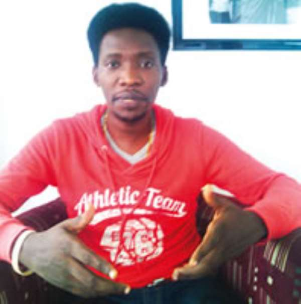 I Joined Music So As Not To Be A Beggar—Xtreme Thog