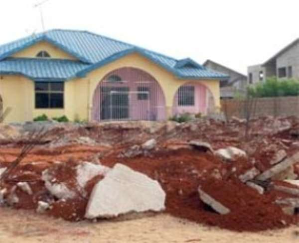 NPP man cries foul over demolition of clinic
