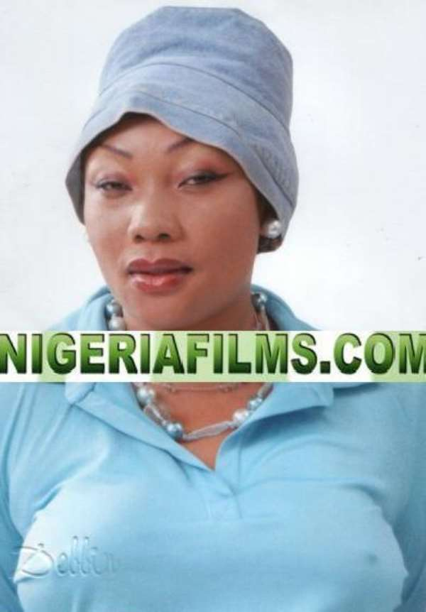 ASK YOURSELF IF NOLLYWOOD HAS NOT CONTRIBUTED TO THE NATIONAL DEVELOPMENT–Eucharia Anunobi