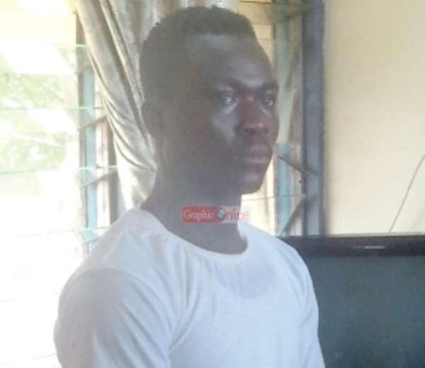 Mobile phone thief jailed 45 years