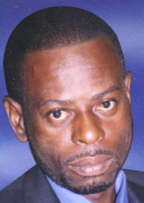 MP for Sene, Twumasi-Appiah