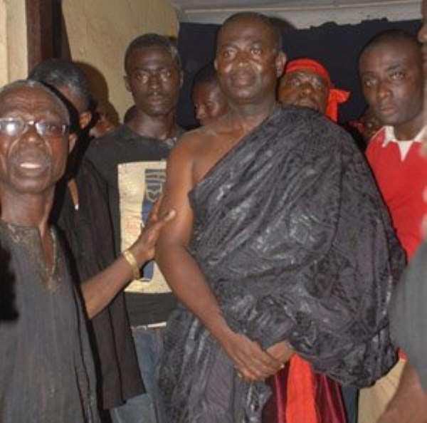 Col Kojo Awuti aka Daasebre Oti Bruku II