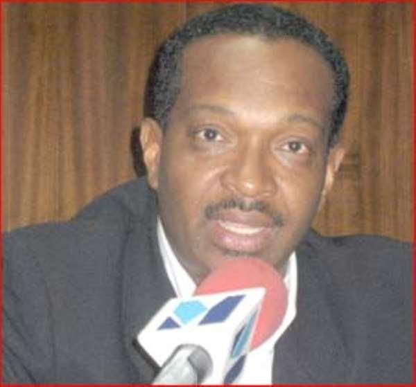 ·Kweku Awotwe - VRA Chief Executive