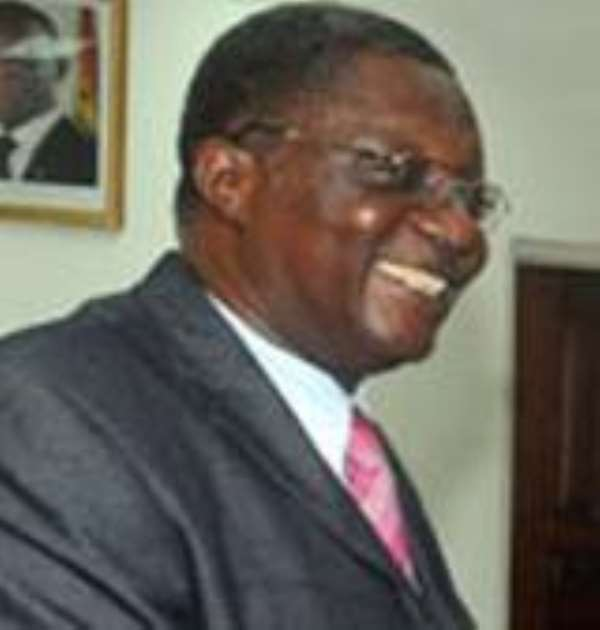 Nii Armah Ashietey, Greater Accra Regional Minister