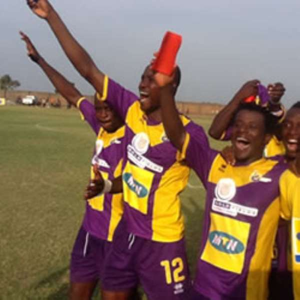 Medeama boosted by Ghana FA's cash injection