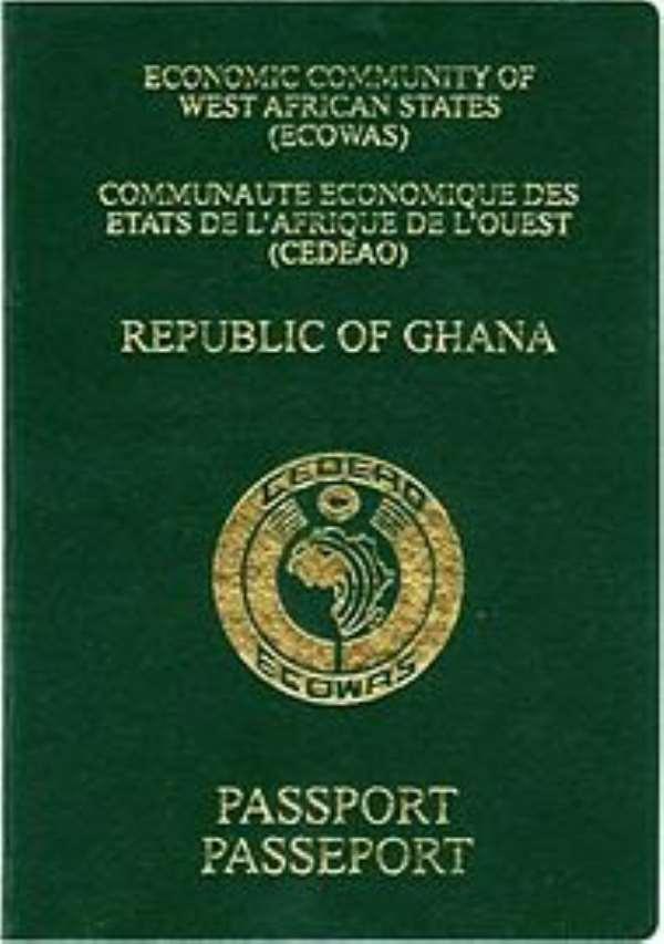 UK Deports 25 Ghanaians
