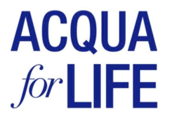 Acqua For Life Program In 2015 Raising Awareness And Providing More Clean Water