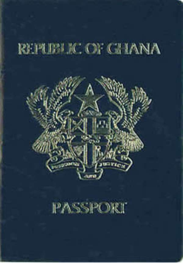 BNI Releases Ex-Foreign Minister's Passport