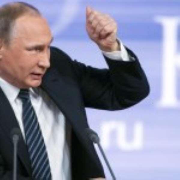 Putin Praises 'Bright And Talented' Trump