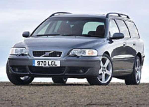 Volvo estate: top passion wagon