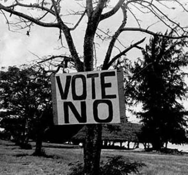 Agou and New Jumbo boycott elections