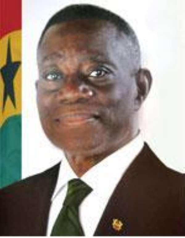 H. E. Professor John Evans Atta Mill