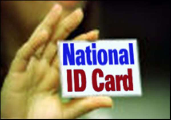 $5m For New Voter ID Cards