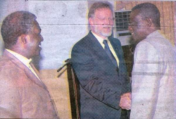 Mills Stresses Right Values For Better Ghana