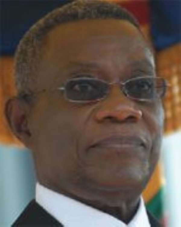 Ghana's President John Atta Mills is Such a Disgrace to Democracy