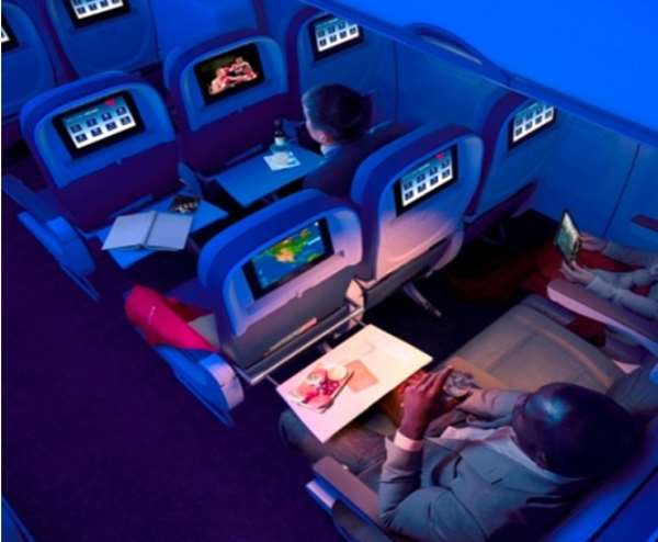 Emirates Upgrades Economy Class And Children's Headsets